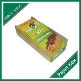 Personalizado impreso helado Box de Alimentos Papel Gread