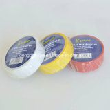 Gelbe Farbe RoHS anerkannter elektrischer Klebstreifen für Protecing