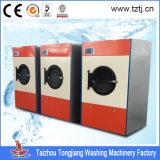 Secador lleno del acero inoxidable de la ropa/secador del hotel/máquina del secador del hospital/del secador del departamento del lavadero