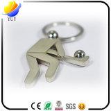 O metal Charming ostenta a corrente chave do metal