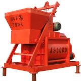 Le mélangeur concret neuf utilisé en tout tape la centrale concrète