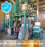 アフリカの小規模のトウモロコシのフライス盤、コーンフラワーの製粉