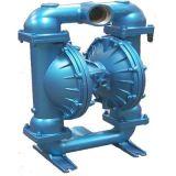 Pompe à membrane pneumatique