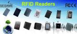 13.56m Mf1 IC lector con pantalla LED Srmc