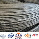 la alta tensión 1670MPa de 4.8m m agujerea difícilmente el alambre