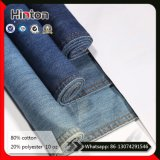 10oz Slub Denim Fabric Twill Jeans Blue Jeans para calças