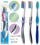 Brosse à dents molle d'adulte de brin de produits oraux professionnels de soin