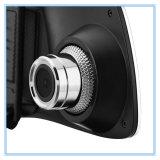 5 espelho do carro DVR da polegada 1080P Dashcam com a câmera de vista traseira