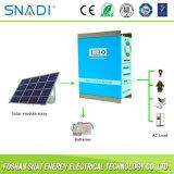 1kw outre du réseau 24VDC à l'inverseur 220VAC hybride avec le chargeur pour le système de panneau solaire