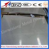 Feuille de bonne qualité d'acier inoxydable de fini du délié 201 fabriquée en Chine