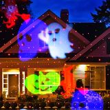 Mini Laser Light Show Projector Outdoor Garden Christmas Laser Lights