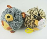 Pet Products Pet Plush Toy of Long Leg Bear para o cão