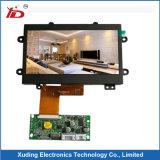 4.3 Hohe Helligkeit der TFT Auflösung-480X272 mit kapazitivem Touch Screen