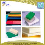 Tarjeta del PE de los PP/cadena de producción gruesas plásticas del estirador de la placa