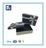 贅沢な衣類の包装の弓結び目のPerperのギフト用の箱