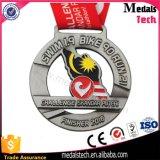 medalhas da maratona de /5k do medalhão do funcionamento de /Event da medalha da estação de acabamento 10k meias