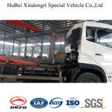 tipo di sollevamento camion del braccio di amo dell'euro 5 di 18cbm Dongfeng Kinland di immondizia