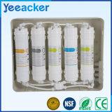 Очиститель воды составного фильтра этапа мембраны +GAC+ 5 фильтрации обратного осмоза