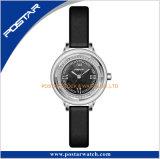 Timepieces van Elegent van de Dames van de Vatting van de diamant a+ het Polshorloge van de Kwaliteit