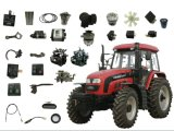 Lovol Traktor Teil-Zylinder Hülse