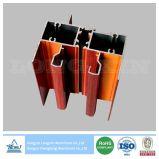 Het houten Frame van het Aluminium van Af:drukken voor Glijdend Venster