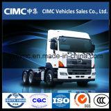 Caminhão do trator de Hino 6X4/prima - motor