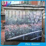 Bandera de la flexión de la impresión para la publicidad al aire libre
