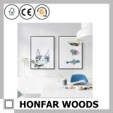 Картинная рамка искусствоа стены штольни паллета деревянная