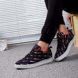 Chaussures personnalisées de DEL pour Noël, barre, disco