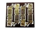 8 Raad van de Moeder van PCB van het Prototype van de Raad van de Kring HDI van de laag Multilayer Elektronika Afgedrukte