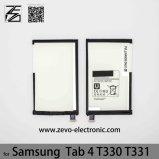 De originele Batterij 4450mAh eb-Bt330fbe van de Vervanging voor de Melkweg van Samsung voorziet 4 T330 T331 van labels