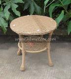 Mtc077屋外の藤の椅子および茶表の一定の庭のビストロセット