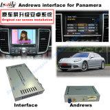 Relação video do carro para PCM 3.1 Macan Pimenta de Caiena Panamera etc., parte traseira Android da navegação e de Porsche panorama 360 opcionais