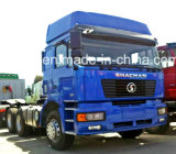 6X4 SHACMAN 트럭, 380HP 트랙터 헤드 SHACMAN