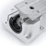 Runde lineare Aluminiumführungsschiene mit bester Qualität SBR20