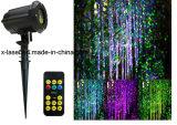 De openlucht Lichten van de Laser van Kerstmis/de Mini Lichte Projector van de Laser
