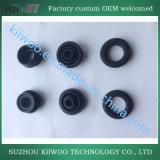 Kundenspezifische Silikon-Gummi-Präzision geformte Teile