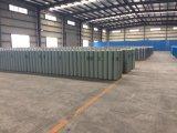 Cylindre de gaz de CO2 d'hélium d'argon d'hydrogène de l'oxygène d'acier sans joint et cylindre de CNG (en ISO9809 /GB5099)
