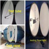 2017 0.5m novos 1m, 1.5m, Spectrophotometer de 2m para luzes da câmara de ar do diodo emissor de luz do teste T4 T5 T8