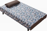 Шикарная обратимая софа ткани Cum кровать