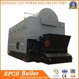 Individual tubo del agua del tambor Coal Fired Steam Boiler Industrial