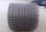 Schermo lavorato a maglia della rete metallica dell'acciaio inossidabile per la guarnizione