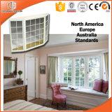 Stile dell'America e finestra personalizzata di Bay&Bow di legno solido di formato