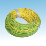 Silicone Rubber Cable (UL3135 of 18AWG with YELLOW AND GREEN)