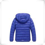 Fshion малыша длинняя втулки куртка вниз/куртка 608 зимы теплая