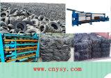 Compresor de neumáticos para equipos de destilación de neumáticos de desecho