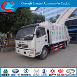China Garbage Compactor Truck, 4X2 Light Garbage Truck, Compression Garbage Truck