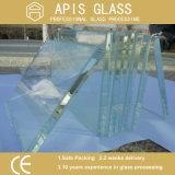 vidro temperado de /Frosted do ferro de 3-12mm baixos/vidro desobstruídos da porta de /Tempered vidro de segurança