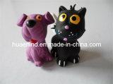 Hundereizendes Squeaker-Latex-Spielzeug, Haustier-Spielzeug