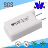 Resistor Wirewound encajonado de cerámica Rx27-8 para el convertidor